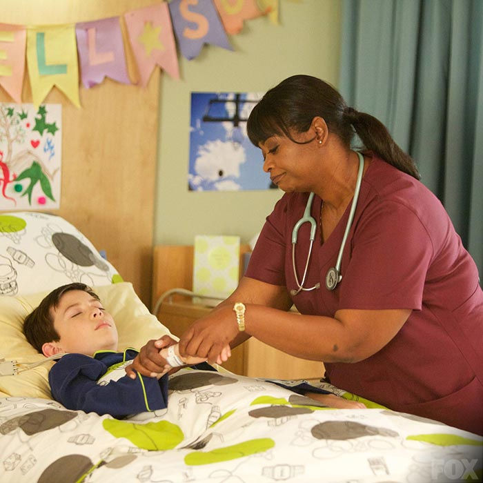 red band society episode three sarcoma