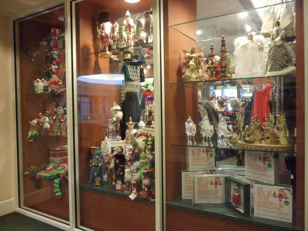 MD Anderson Rotary House Gift shop