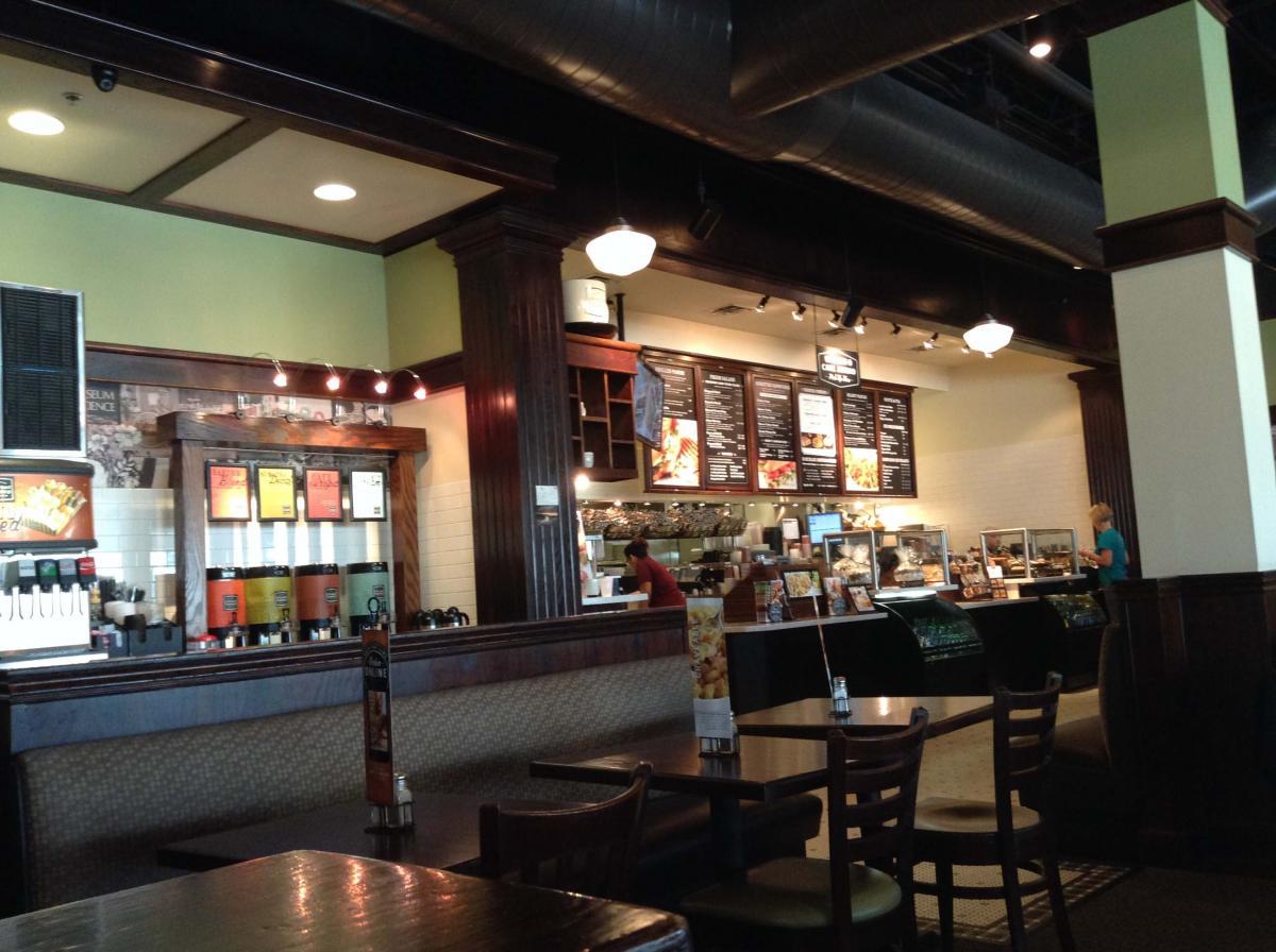MD Anderson Houston Restaurants Corner Bakery Cafe