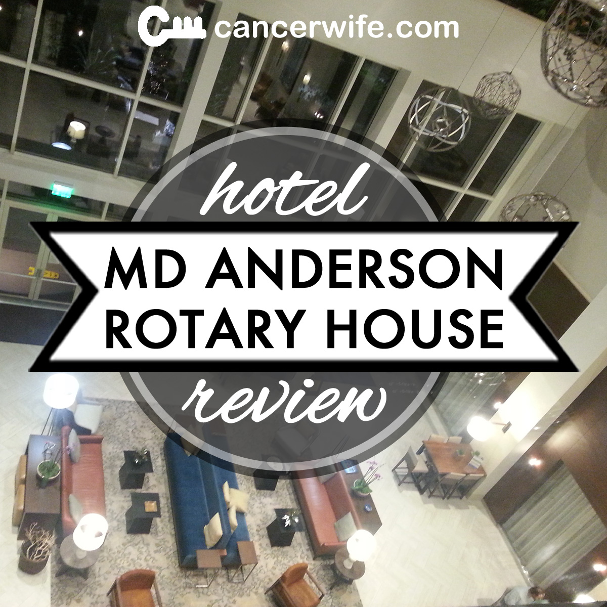 MD Anderson Rotary House Hotel Review renovated hotel