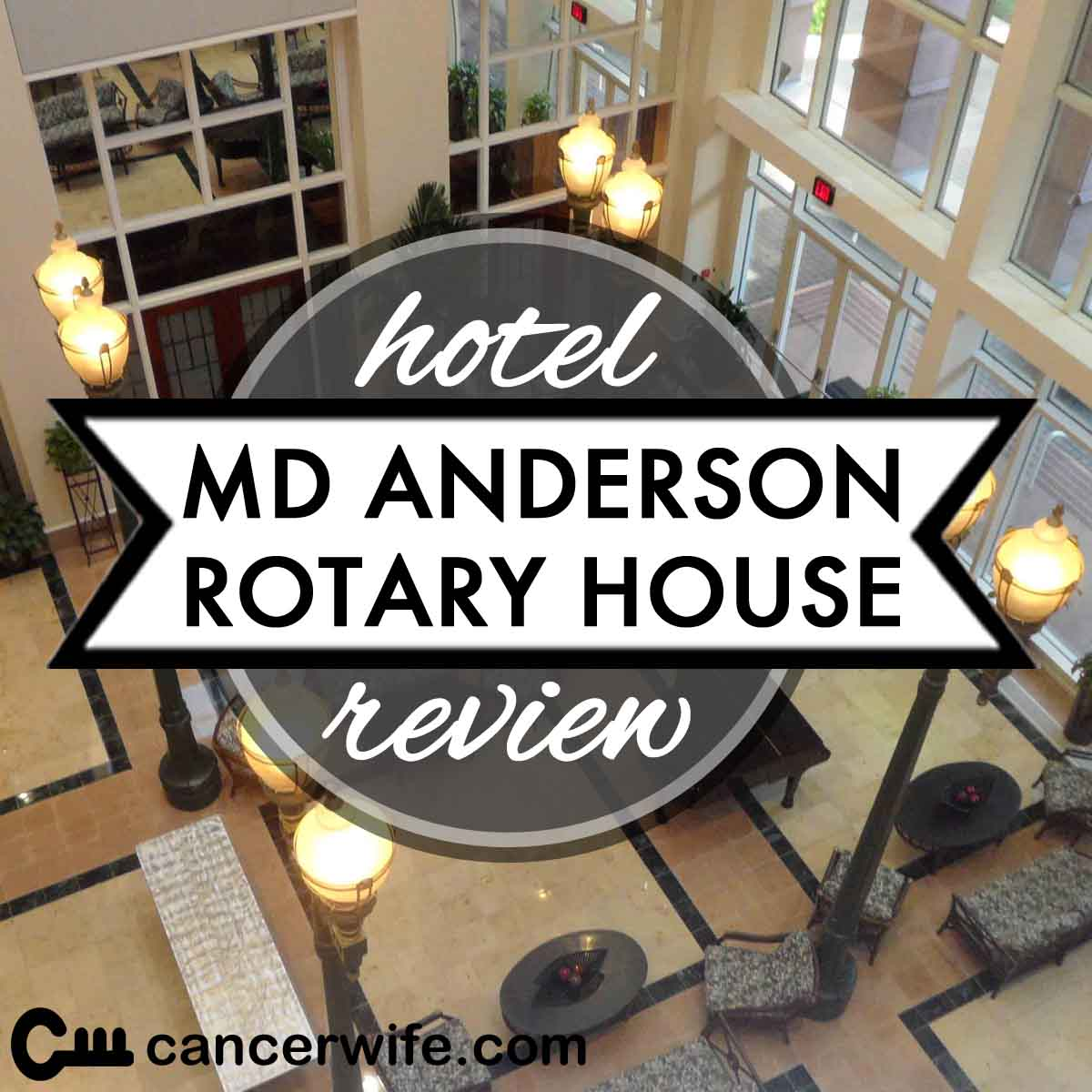 MD Anderson Rotary House Hotel Review