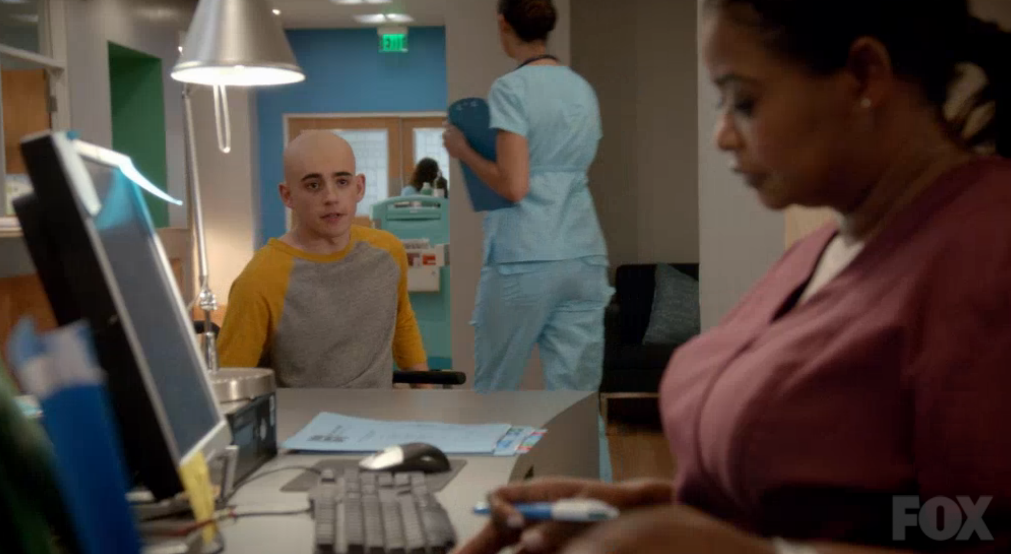 red band society episode 4