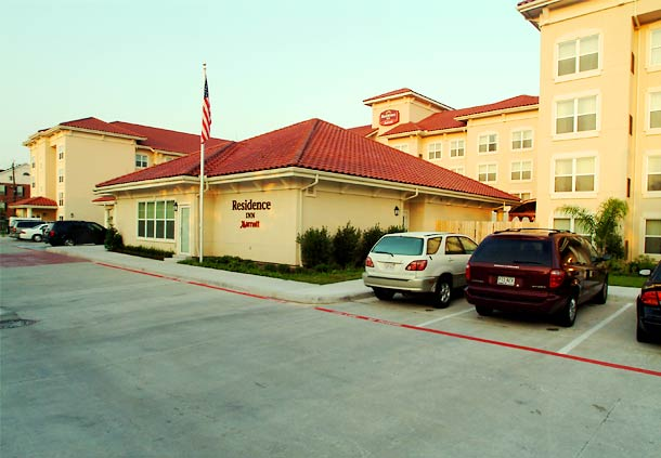 West University Residence Inn Houston
